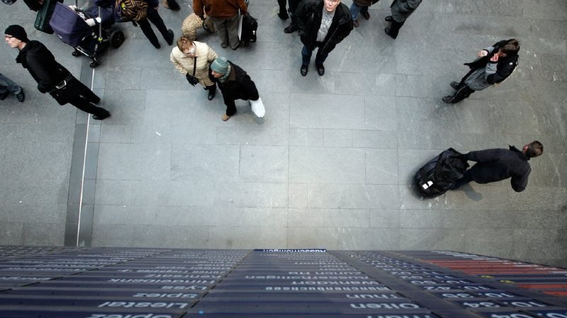 Retards CFF: le personnel maîtrise mal le nouvel outil de planification