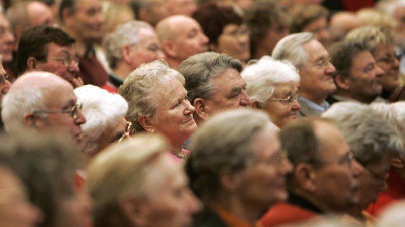 La prévoyance vieillesse, préoccupation n°1 des Suisses