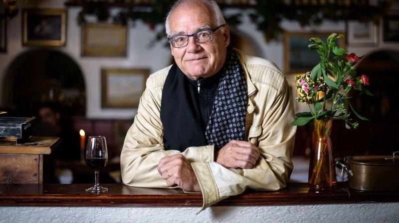 Le sourire de Jean-Robert Probst: le festival aura lieu
