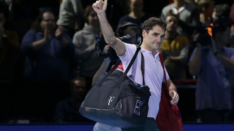 Après une saison 2016 compliquée, l'année 2017 aura été, elle, presque parfaite pour Roger Federer.