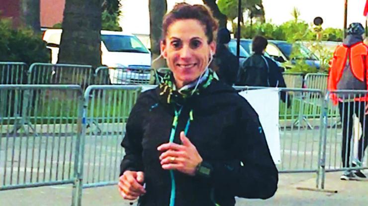 Emilia Rais, 24 heures records à Monaco