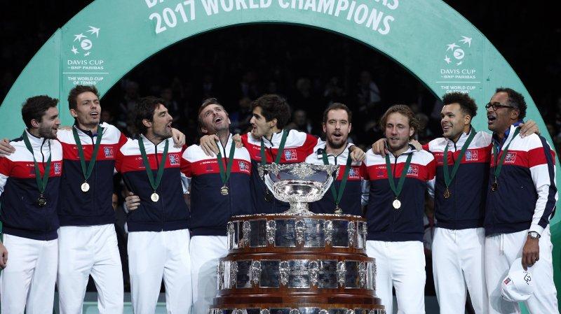 Les tennismen français n'avaient plus remporté la compétition depuis 2001.