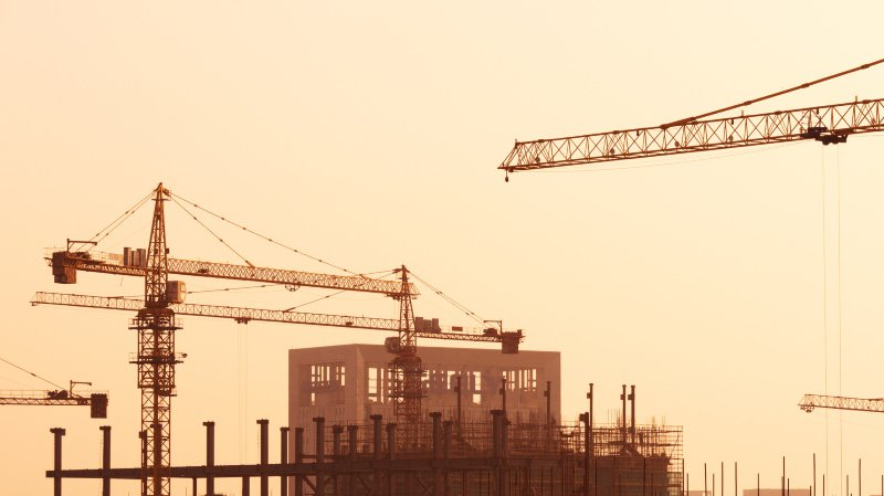 Construction: les revenus ont stagné au 3e trimestre