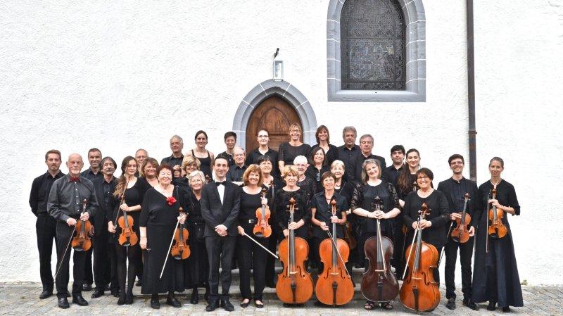 L'EVIR jouera à Rolle et à Lausanne.