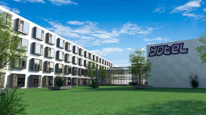 Un hôtel du futur projeté à Littoral Parc