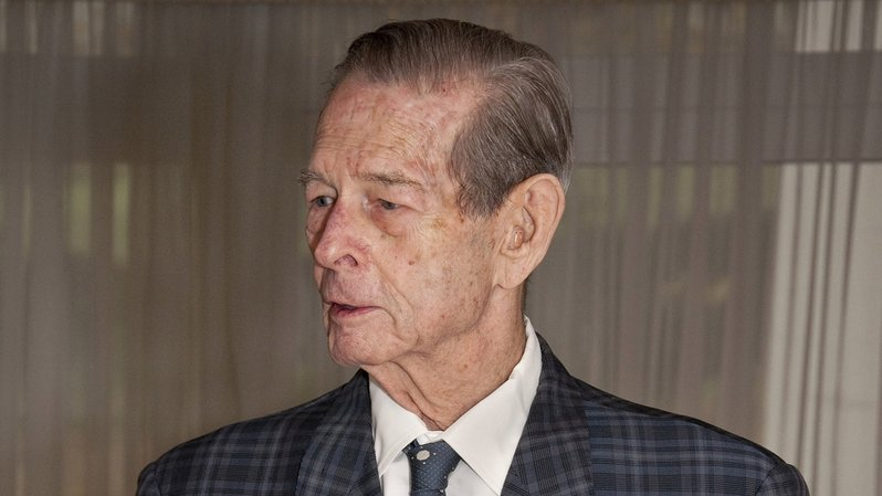 Sa Majesté Michel de Roumanie