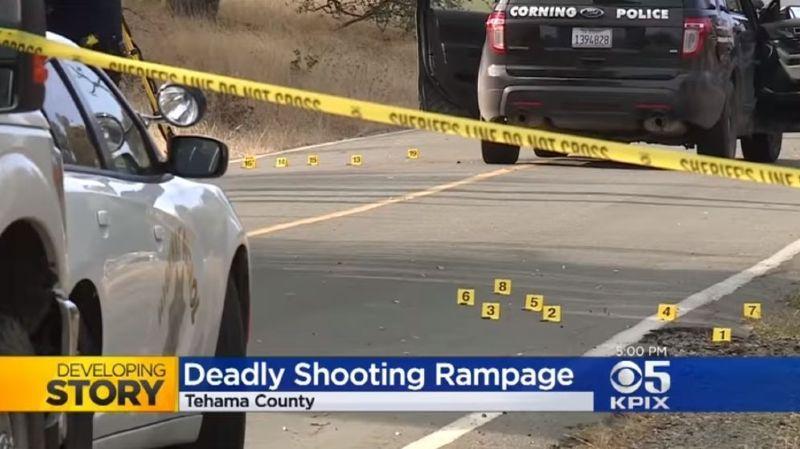 Fusillade dans une école en Californie: au moins 4 morts et une douzaine de blessés