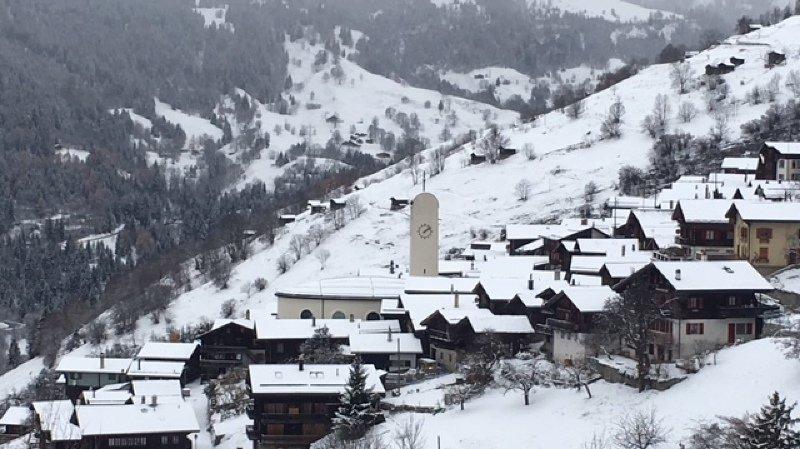 Les citoyens d'Albinen acceptent de verser 25'000 francs par personne qui s'installe dans la commune