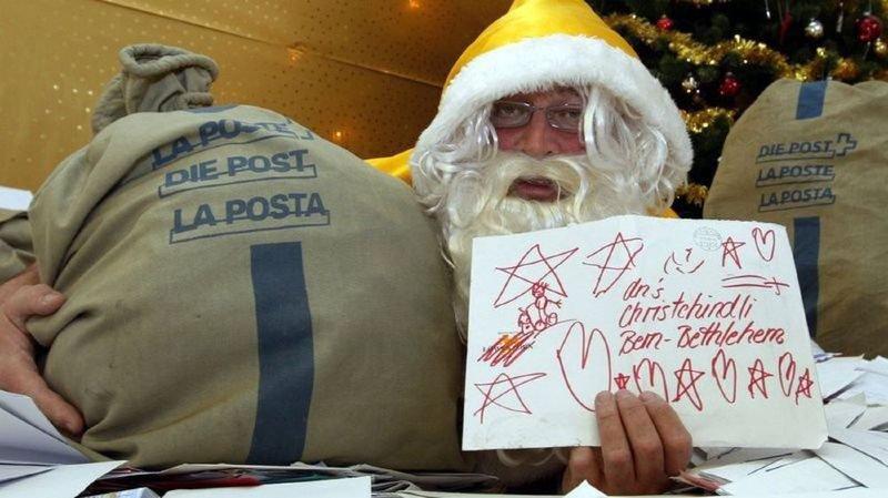 Envoyer Lettre Au Pere Noel Par La Poste.Poste 20 000 Lettres D Enfants Envoyees Au Pere Noel