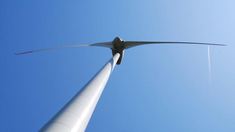 Essertines mise sur l'énergie éolienne