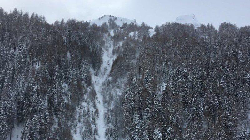 Ovronnaz: un skieur décède dans une avalanche