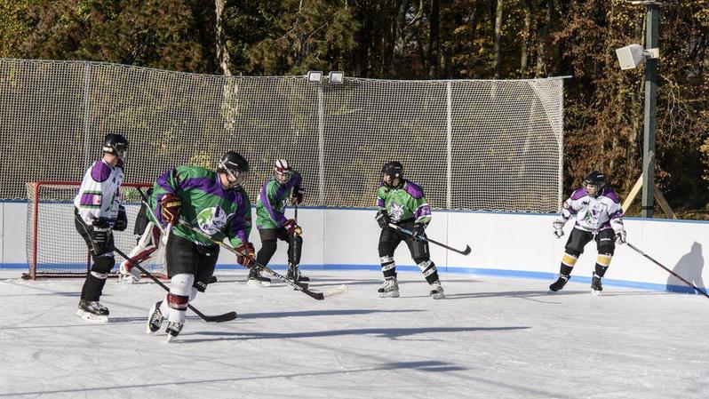 Les patinoires de La Côte ouvrent leurs portes