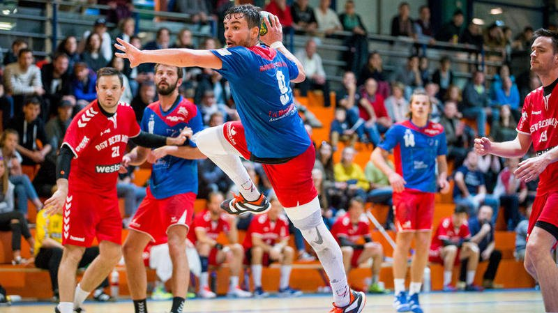 Handball: les Nyonnais ont eu la peau de l'ours