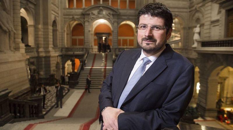 Le conseiller national Yannick Buttet était vice-président du PDC suisse.