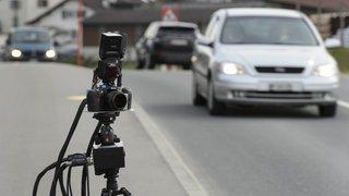 Vaud: un automobiliste flashé à 172km/h sur un tronçon limité à 80