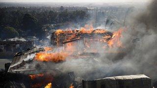 Los Angeles en proie aux flammes, 200'000 personnes ont ordre d'évacuer