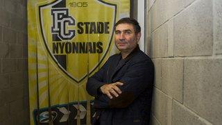 """Le Stade Nyonnais """"bâti pour la Challenge League"""""""