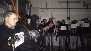 Des activistes ont envahi les abattoirs de Vich