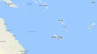 Nouvelle-Calédonie: séisme de magnitude 7 au large de l'archipel français