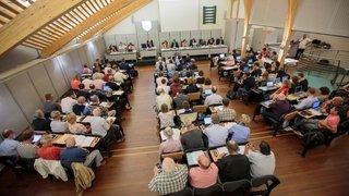 Nyon: le PLR refuse un budget qui affiche un déficit de plus de 8 millions