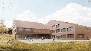 Le projet d'école au Muids largement plébiscité par le Conseil
