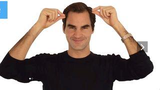 """""""Roger Federer"""" est le mot de l'année en langage des signes"""