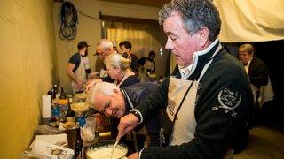 Le Mondial de fondue a attiré 5000 personnes