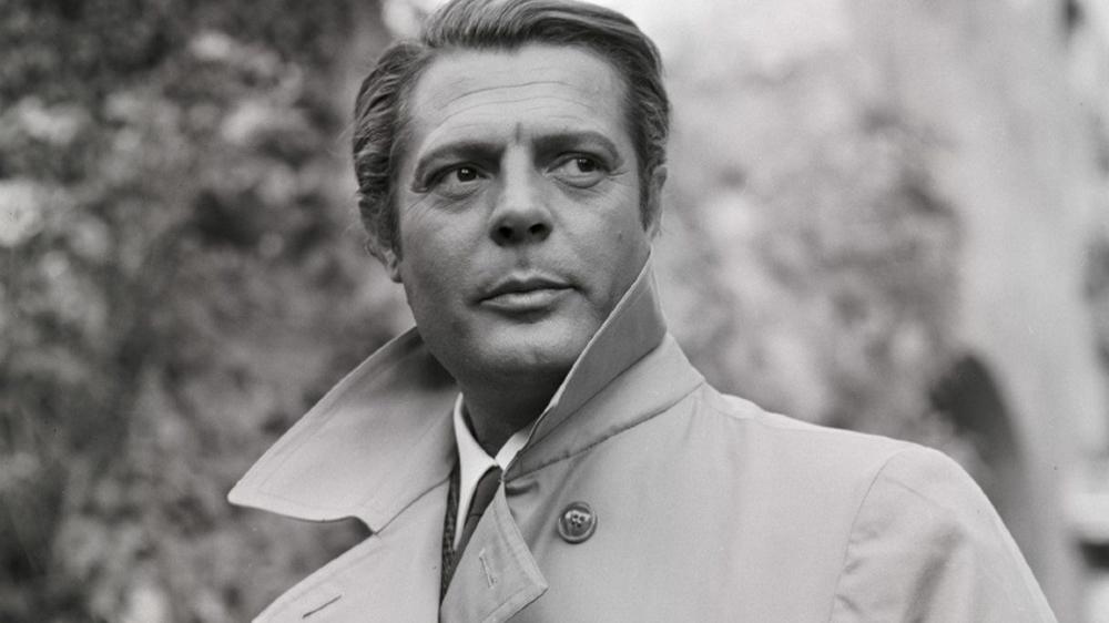Marcello Mastroianni, icône du cinéma italien et mondial.
