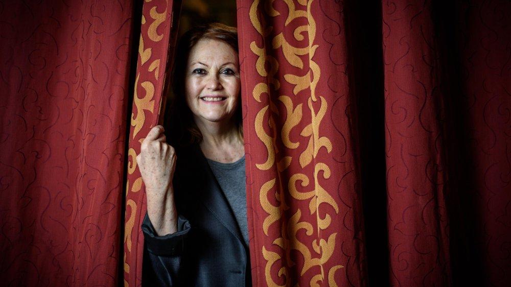 Pour la princesse Caroline Murat, le monde est meilleur quand y résonne la musique. A vérifier à Gstaad en ce moment.