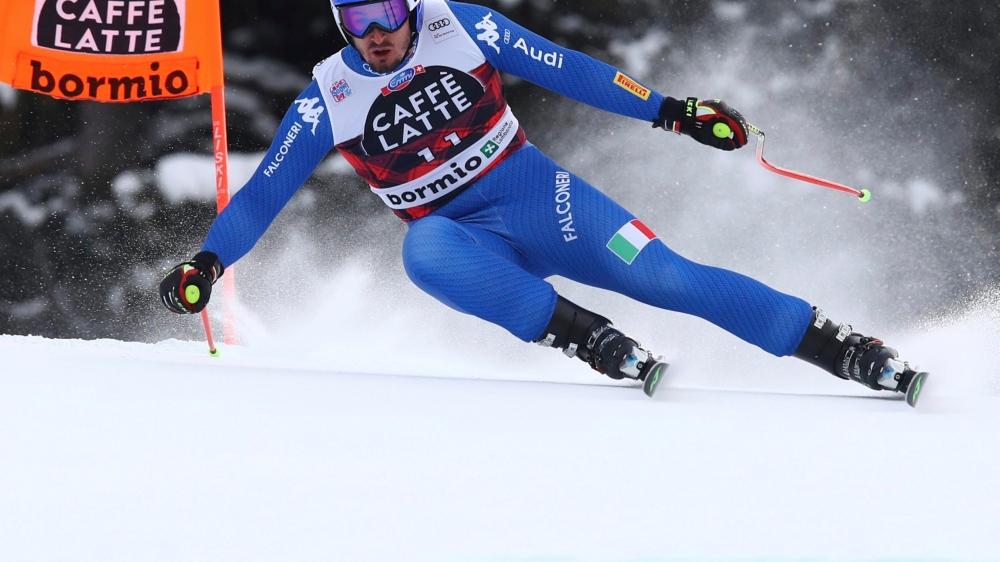 Dominick Paris a remporté sur la Stelvio la huitième descente de Coupe du monde de sa carrière.