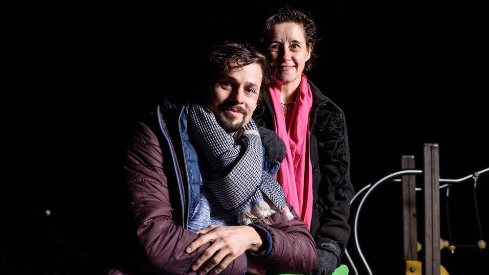 Anna Maria Frusciante (auteure) et Nadir Mokdad (photographe)