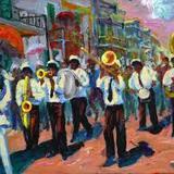 Louisiana Jazz Time