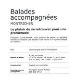 Balades accompagnées