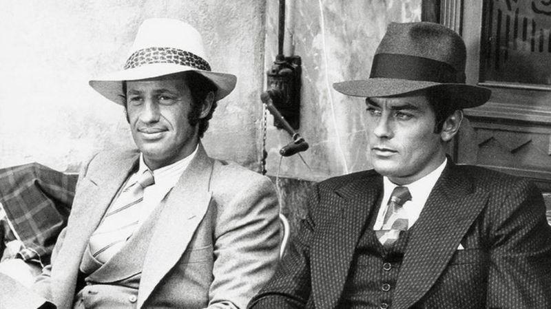 """Le """"fedora"""" a été porté par les plus grandes stars et célébré au cinéma par les acteurs français Alain Delon et Jean-Paul Belmondo dans le film """"Borsalino""""."""
