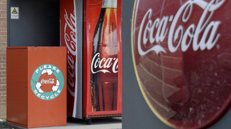 Coca-Cola veut recycler toutes ses bouteilles d'ici 2030