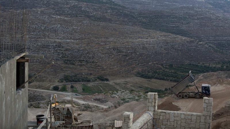 Israël approuve 1100 nouveaux logements de colons enCisjordanie