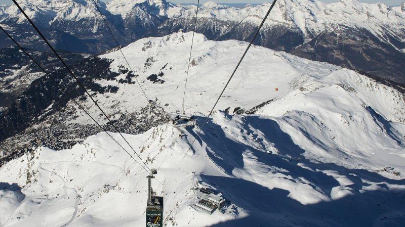 Tourisme: les remontées mécaniques suisses signent un bon début de saison