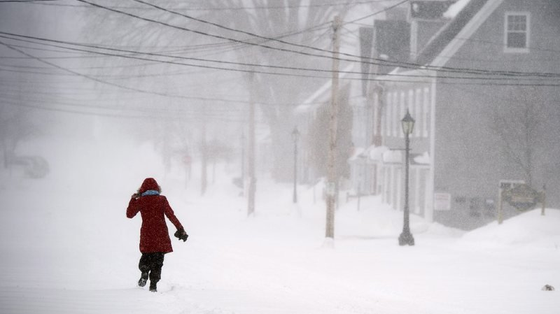 Météo: vague de froid en Amérique du Nord