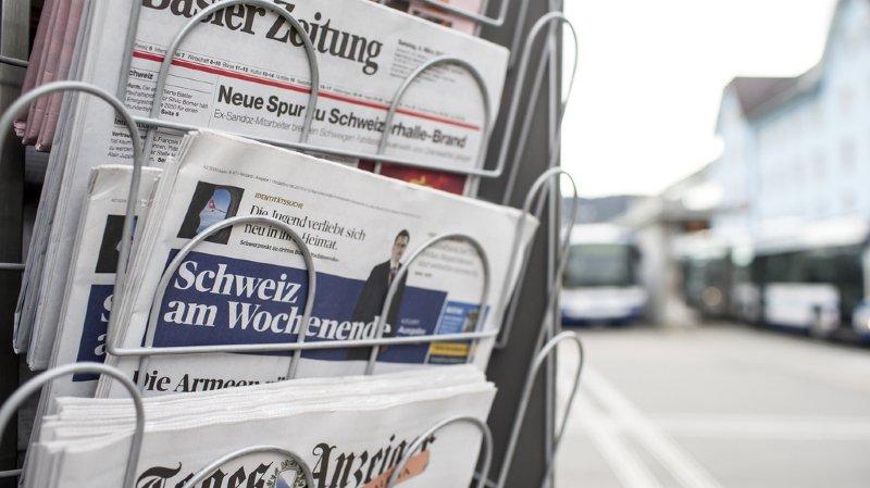 Médias: le Conseil suisse de la presse a reçu un nombre de plaintes record en 2017