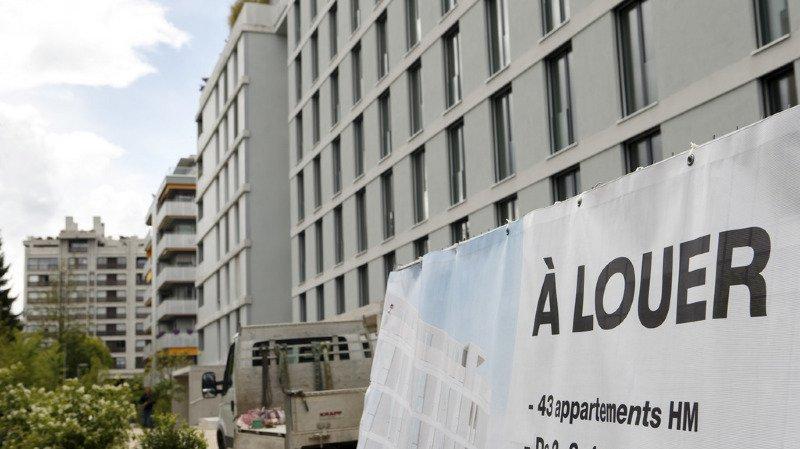 Trop d'appartements vides en Suisse, les loyers devraient baisser de 10% d'ici 2020