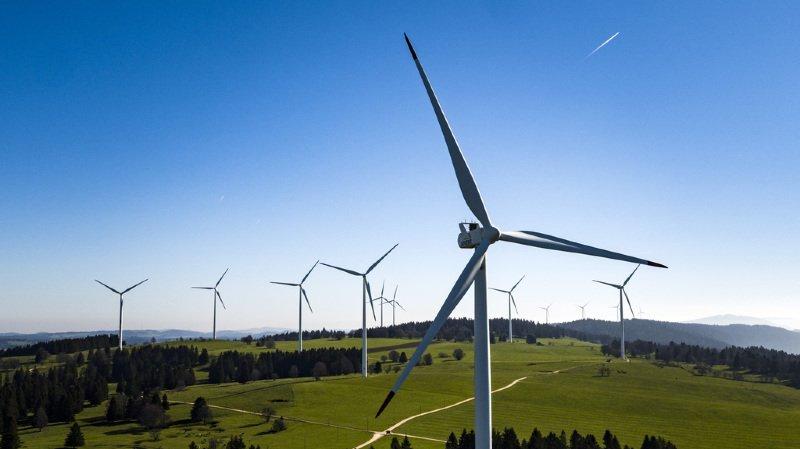Energie: l'éolien et le solaire bientôt moins chères que les énergies fossiles