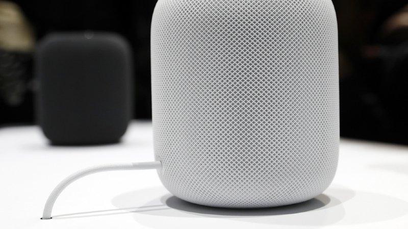 Apple: la sortie du HomePod est prévue pour le 9 février