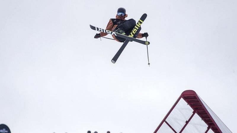 Ski freestyle: le Grison Andri Ragettli remporte l'épreuve de slopestyle lors de la Coupe du monde à Aspen