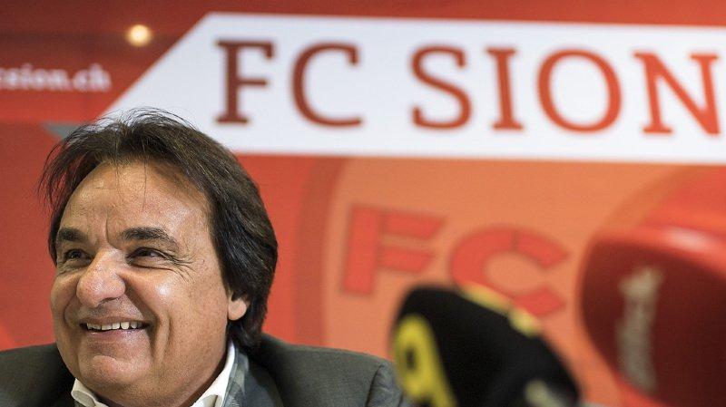Le président du FC Sion et Rolf Fringer ont décidé de faire table rase du passé.