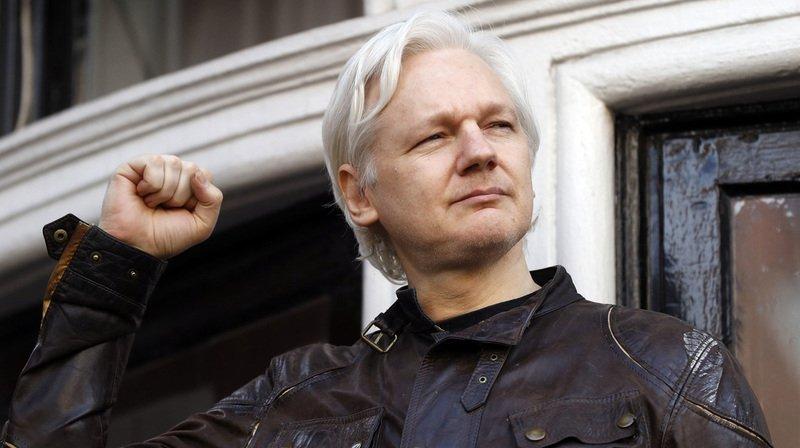 WikiLeaks: l'Equateur naturalise Julian Assange, réfugié à Londres