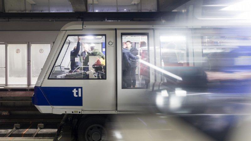 Le Conseil fédéral veut accorder 1,12 milliard pour améliorer les transports dans les régions urbaines