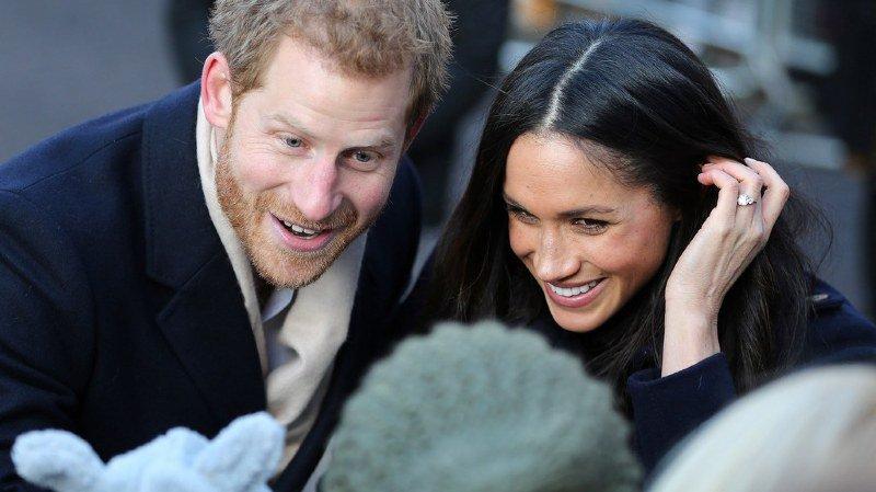 Grande-Bretagne: le prince Harry épousera Meghan Markle le 19 mai à Londres