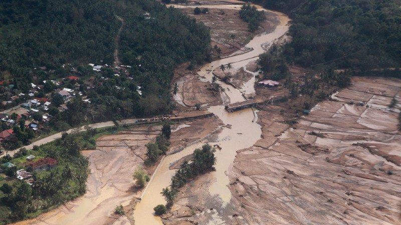 Philippines: la tempête tropicale Kai-Tak fait plus de 40 morts et des dizaines de disparus