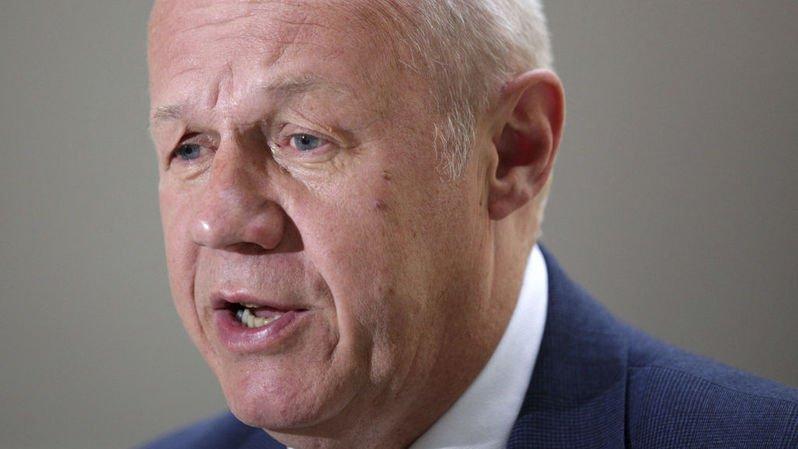 Harcèlement sexuel: le vice-premier ministre britannique Damian Green démissionne