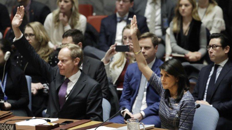 Les nouvelles sanctions de l'ONU sont un acte de guerre selon la Corée du Nord